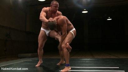 Photo number 5 from Tyler Saint vs Samuel Colt shot for nakedkombat on Kink.com. Featuring Samuel Colt and Tyler Saint in hardcore BDSM & Fetish porn.