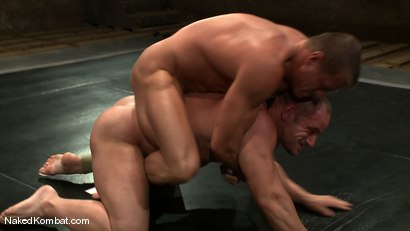 Photo number 10 from Tyler Saint vs Samuel Colt shot for Naked Kombat on Kink.com. Featuring Samuel Colt and Tyler Saint in hardcore BDSM & Fetish porn.