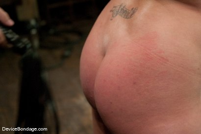 Photo number 14 from Britney Stevens<br> Doesn't understand why we are hitting her, and not fucking her. shot for Device Bondage on Kink.com. Featuring Britney Stevens in hardcore BDSM & Fetish porn.