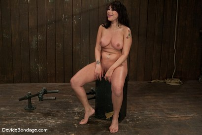 Photo number 15 from Britney Stevens<br> Doesn't understand why we are hitting her, and not fucking her. shot for Device Bondage on Kink.com. Featuring Britney Stevens in hardcore BDSM & Fetish porn.