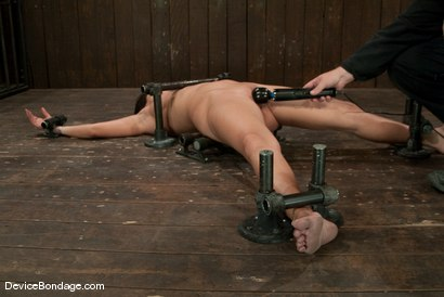 Photo number 8 from Britney Stevens<br>This is what a porn star looks like when they really cum. shot for Device Bondage on Kink.com. Featuring Britney Stevens in hardcore BDSM & Fetish porn.