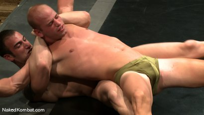 Photo number 1 from Spencer Reed vs Patrick Rouge shot for Naked Kombat on Kink.com. Featuring Patrick Rouge and Spencer Reed in hardcore BDSM & Fetish porn.