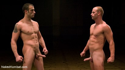 Photo number 15 from Spencer Reed vs Patrick Rouge shot for Naked Kombat on Kink.com. Featuring Patrick Rouge and Spencer Reed in hardcore BDSM & Fetish porn.