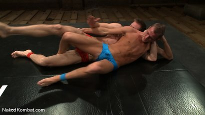 Photo number 1 from Shane Erickson vs Jake Woods shot for Naked Kombat on Kink.com. Featuring Shane Erickson and Jake Woods in hardcore BDSM & Fetish porn.