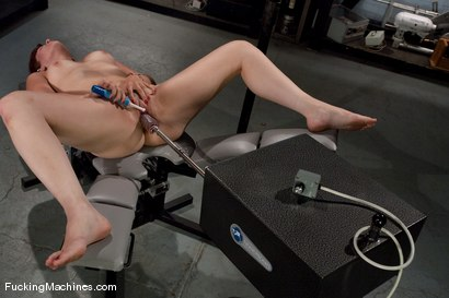Photo number 11 from AMATEUR GIRL FRIDAY  <BR> KAYDENCE KATCHINGS shot for Fucking Machines on Kink.com. Featuring Kaydence Katchings in hardcore BDSM & Fetish porn.