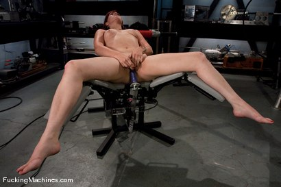 Photo number 2 from AMATEUR GIRL FRIDAY  <BR> KAYDENCE KATCHINGS shot for Fucking Machines on Kink.com. Featuring Kaydence Katchings in hardcore BDSM & Fetish porn.