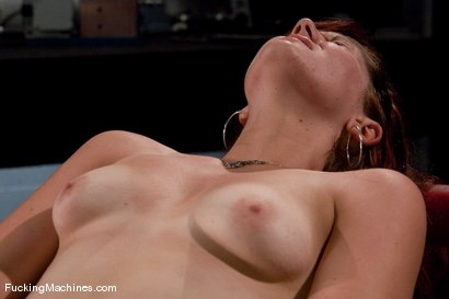 Photo number 5 from AMATEUR GIRL FRIDAY  <BR> KAYDENCE KATCHINGS shot for Fucking Machines on Kink.com. Featuring Kaydence Katchings in hardcore BDSM & Fetish porn.
