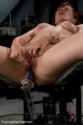 Photo number 3 from AMATEUR GIRL FRIDAY  <BR> KAYDENCE KATCHINGS shot for Fucking Machines on Kink.com. Featuring Kaydence Katchings in hardcore BDSM & Fetish porn.