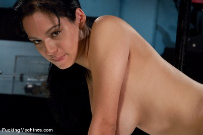 Photo number 10 from AMATEUR GIRL FRIDAYS <br> Jessica shot for Fucking Machines on Kink.com. Featuring Jessica in hardcore BDSM & Fetish porn.