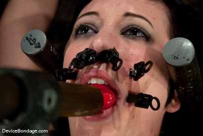 Photo number 10 from Cherry Torn   On the rack! shot for Device Bondage on Kink.com. Featuring Cherry Torn in hardcore BDSM & Fetish porn.