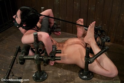 Photo number 13 from Cherry Torn<br> Hogtied and made to cum so much and so hard that it brings tears. shot for Device Bondage on Kink.com. Featuring Cherry Torn in hardcore BDSM & Fetish porn.