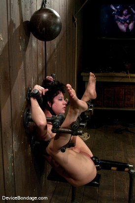 Photo number 13 from Cherry Torn<br> Another girl made to cum so much, so hard, that it brings tears. shot for Device Bondage on Kink.com. Featuring Cherry Torn in hardcore BDSM & Fetish porn.