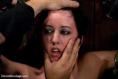 Photo number 14 from Cherry Torn<br> Another girl made to cum so much, so hard, that it brings tears. shot for Device Bondage on Kink.com. Featuring Cherry Torn in hardcore BDSM & Fetish porn.