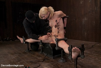 Photo number 11 from Ally Ann<br> 19 year old, zippered, and made to cum until her brain melts! shot for Device Bondage on Kink.com. Featuring Ally Ann in hardcore BDSM & Fetish porn.