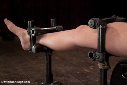 Photo number 15 from Ally Ann<br> 19 year old, zippered, and made to cum until her brain melts! shot for Device Bondage on Kink.com. Featuring Ally Ann in hardcore BDSM & Fetish porn.