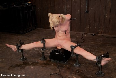 Photo number 10 from Ally Ann<br> 19 year old, zippered, and made to cum until her brain melts! shot for Device Bondage on Kink.com. Featuring Ally Ann in hardcore BDSM & Fetish porn.