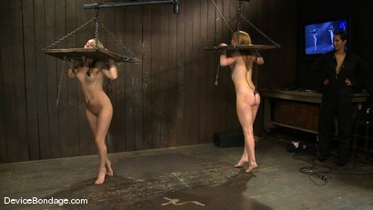 Photo number 11 from Jessie Cox, Ami Emerson, and Isis Love <br>Part 1 of 4 of the September Live Feed shot for Device Bondage on Kink.com. Featuring Isis Love, Jessie Cox and Ami Emerson in hardcore BDSM & Fetish porn.