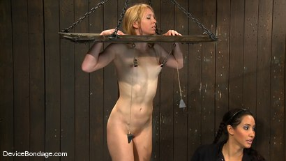 Photo number 10 from Jessie Cox, Ami Emerson, and Isis Love <br>Part 1 of 4 of the September Live Feed shot for Device Bondage on Kink.com. Featuring Isis Love, Jessie Cox and Ami Emerson in hardcore BDSM & Fetish porn.