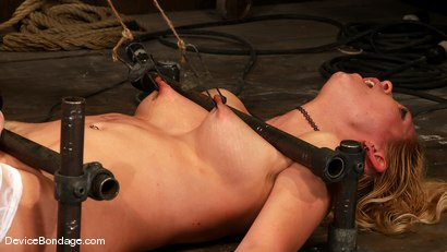 Photo number 15 from Amber Rayne, Rain DeGrey, and Ariel X  Part 1 of 4 of the October Live show shot for devicebondage on Kink.com. Featuring Amber Rayne, Ariel X and Rain DeGrey in hardcore BDSM & Fetish porn.