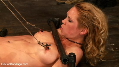 Photo number 8 from Amber Rayne, Rain DeGrey, and Ariel X  Part 1 of 4 of the October Live show shot for devicebondage on Kink.com. Featuring Amber Rayne, Ariel X and Rain DeGrey in hardcore BDSM & Fetish porn.