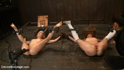 Photo number 12 from Ashley Jane, Ally Ann, and Princess Donna<br> Part 1 of 4 of the November Live show shot for Device Bondage on Kink.com. Featuring Ally Ann, Princess Donna Dolore and Ashley Jane in hardcore BDSM & Fetish porn.