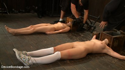 Photo number 5 from Ashley Jane, Ally Ann, and Princess Donna<br> Part 1 of 4 of the November Live show shot for Device Bondage on Kink.com. Featuring Ally Ann, Princess Donna Dolore and Ashley Jane in hardcore BDSM & Fetish porn.