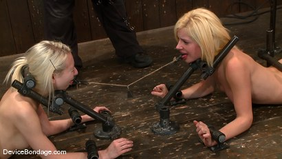 Photo number 8 from Ashley Jane, Ally Ann, and Princess Donna<br> Part 2 of 4 of the November Live show shot for Device Bondage on Kink.com. Featuring Ally Ann, Princess Donna Dolore and Ashley Jane in hardcore BDSM & Fetish porn.