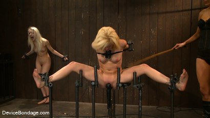 Photo number 15 from Ashley Jane, Ally Ann, and Princess Donna<br> Part 3 of 4 of the November Live show shot for Device Bondage on Kink.com. Featuring Princess Donna Dolore, Ally Ann and Ashley Jane in hardcore BDSM & Fetish porn.