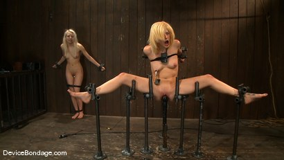 Photo number 10 from Ashley Jane, Ally Ann, and Princess Donna<br> Part 3 of 4 of the November Live show shot for Device Bondage on Kink.com. Featuring Princess Donna Dolore, Ally Ann and Ashley Jane in hardcore BDSM & Fetish porn.