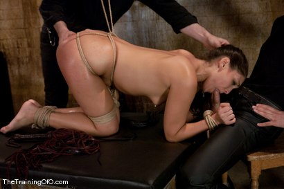 Photo number 12 from The Training of Jade Indica, Day One shot for The Training Of O on Kink.com. Featuring Miss Jade Indica and Maestro in hardcore BDSM & Fetish porn.