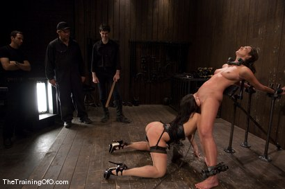 Photo number 5 from The Training of Jade Indica Day Four shot for The Training Of O on Kink.com. Featuring Miss Jade Indica, Maestro, Angelica Saige, Aiden Starr, Jessie Cox and Isis Love in hardcore BDSM & Fetish porn.
