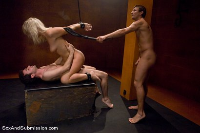 Photo number 8 from The Sacrifice shot for Sex And Submission on Kink.com. Featuring Mr. Pete, James Deen and Tara Lynn Foxx in hardcore BDSM & Fetish porn.