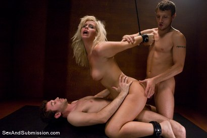 Photo number 9 from The Sacrifice shot for Sex And Submission on Kink.com. Featuring Mr. Pete, James Deen and Tara Lynn Foxx in hardcore BDSM & Fetish porn.
