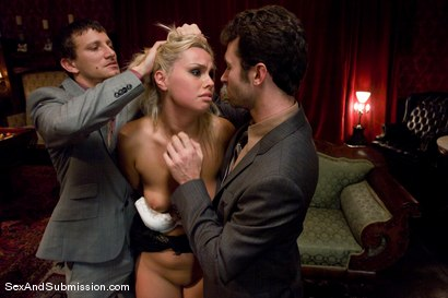 Photo number 3 from The Sacrifice shot for Sex And Submission on Kink.com. Featuring Mr. Pete, James Deen and Tara Lynn Foxx in hardcore BDSM & Fetish porn.
