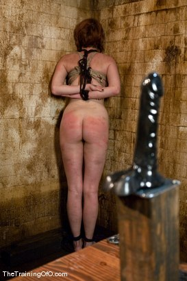 Photo number 14 from The Training of Lilla Katt, Day Three shot for The Training Of O on Kink.com. Featuring Lilla Katt and Maestro in hardcore BDSM & Fetish porn.