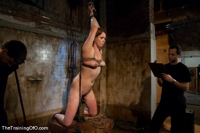 Photo number 13 from The Training of Lilla Katt, Day Three shot for The Training Of O on Kink.com. Featuring Lilla Katt and Maestro in hardcore BDSM & Fetish porn.
