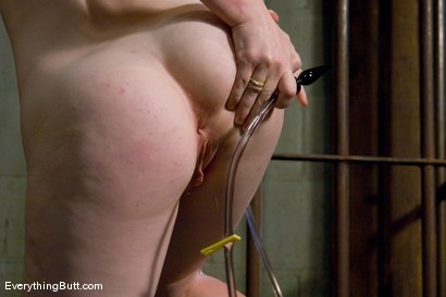 Photo number 6 from The inspection... Madison is anally probed, deeply shot for Everything Butt on Kink.com. Featuring Jack Hammer, Madison Young and Isis Love in hardcore BDSM & Fetish porn.