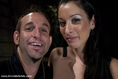 Photo number 10 from Educating a Bitch Boy Episode: 1 shot for Divine Bitches on Kink.com. Featuring January Seraph and Jason Miller in hardcore BDSM & Fetish porn.