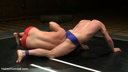 Photo number 3 from Dean Tucker vs Tristan Jaxx shot for Naked Kombat on Kink.com. Featuring Dean Tucker and Tristan Jaxx in hardcore BDSM & Fetish porn.
