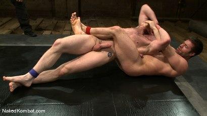 Photo number 8 from Dean Tucker vs Tristan Jaxx shot for Naked Kombat on Kink.com. Featuring Dean Tucker and Tristan Jaxx in hardcore BDSM & Fetish porn.