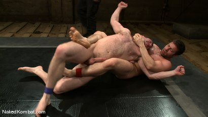 Photo number 10 from Dean Tucker vs Tristan Jaxx shot for Naked Kombat on Kink.com. Featuring Dean Tucker and Tristan Jaxx in hardcore BDSM & Fetish porn.