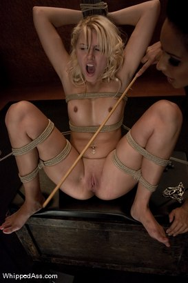 Photo number 13 from Fresh Find: Katie Summers shot for Whipped Ass on Kink.com. Featuring Isis Love and Katie Summers in hardcore BDSM & Fetish porn.
