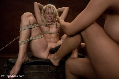 Photo number 14 from Fresh Find: Katie Summers shot for Whipped Ass on Kink.com. Featuring Isis Love and Katie Summers in hardcore BDSM & Fetish porn.