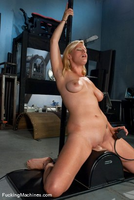 Photo number 15 from AMATEUR GIRL FRIDAYS <BR> Lacey Jane shot for Fucking Machines on Kink.com. Featuring Lacey Jane in hardcore BDSM & Fetish porn.