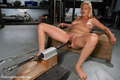 Photo number 3 from AMATEUR GIRL FRIDAYS <BR> Lacey Jane shot for Fucking Machines on Kink.com. Featuring Lacey Jane in hardcore BDSM & Fetish porn.