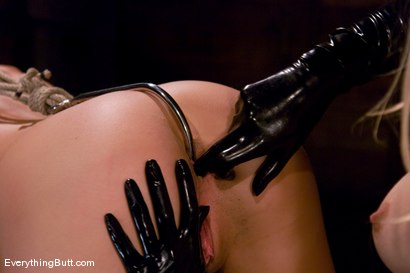 Photo number 8 from Hollie takes advantage of Mason's ass & tongue shot for Everything Butt on Kink.com. Featuring Hollie Stevens and Mason in hardcore BDSM & Fetish porn.