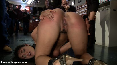 Photo number 5 from Big Tittied Charley Chase  shot for Public Disgrace on Kink.com. Featuring Charley Chase and Mark Davis in hardcore BDSM & Fetish porn.