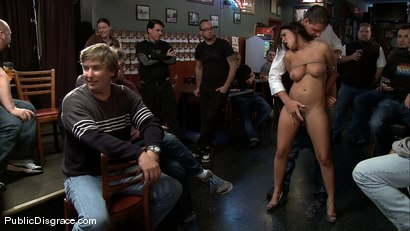 Photo number 7 from Big Tittied Charley Chase  shot for Public Disgrace on Kink.com. Featuring Charley Chase and Mark Davis in hardcore BDSM & Fetish porn.