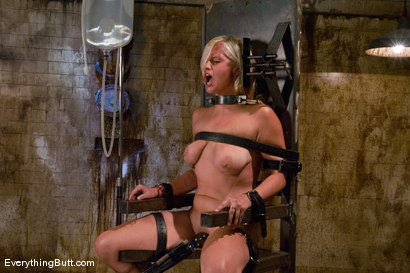 Photo number 9 from Anal Audition: Lacey Jane Wants to cum with water shot for Everything Butt on Kink.com. Featuring Lacey Jane in hardcore BDSM & Fetish porn.