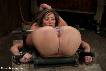 Photo number 7 from Angelica Saige<br>Sexy college girls are sexy. shot for Device Bondage on Kink.com. Featuring Angelica Saige in hardcore BDSM & Fetish porn.